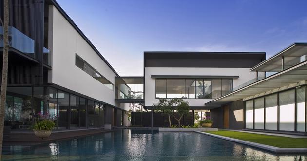 Harbourview House Singapore Architecture Scda