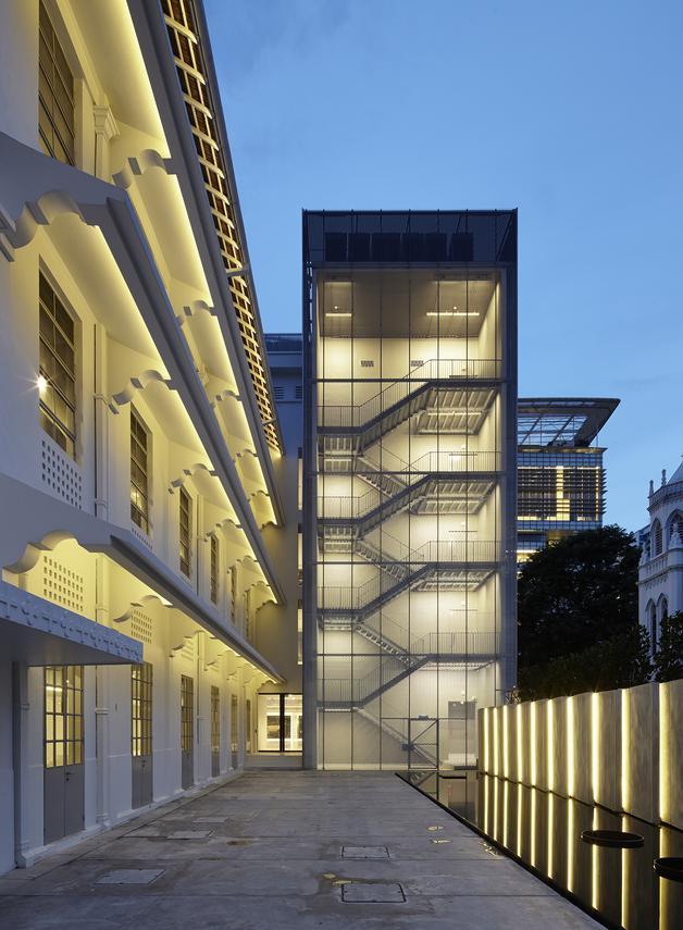 National Design Centre Singapore Architecture Scda