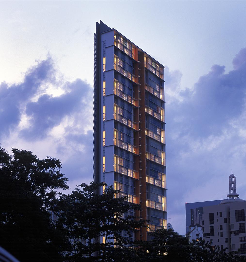 lincoln modern - 新加坡 - 建筑设计 - scda
