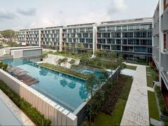 ArchDaily: Seletar Park Residence by SCDA Architects