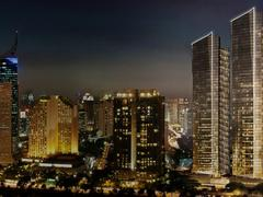 GCNM wins Best High Rise Residential Architectural Design in 2016 Indonesia Property Awards