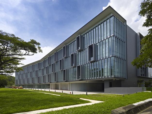 Light Industrial Building Design