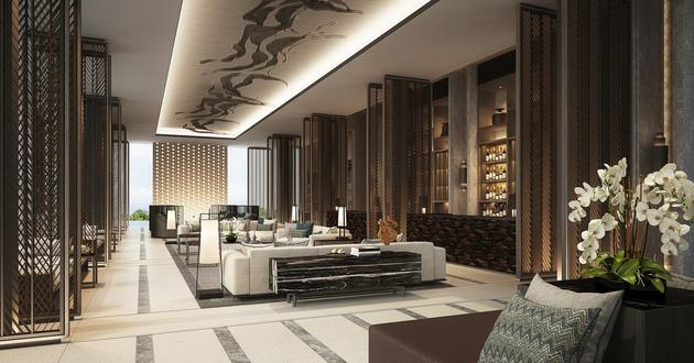 Waldorf astoria bali bali interiors scda for Design hotel waldorf