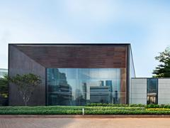 ArchDaily: SCDA completes Sales Office for ARZURIA luxury apartment tower