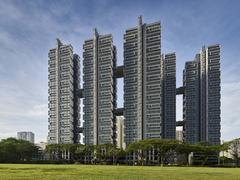 SkyTerrace @ Dawson被列为30项英国皇家建筑师协会国际杰出建筑奖入围作品之一